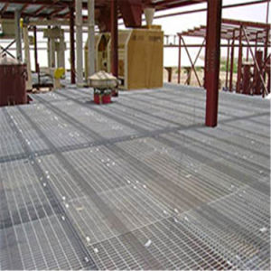 Galvanized Steel Floor Grating for Platform pictures & photos