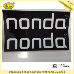 Transparent Label Adhesive Sticker