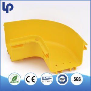 PVC Network Telecom Euipment Fiber Optic Cable Tray