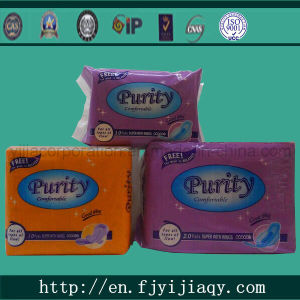 Hot-Selling Cotton Sanitary Napkin/Sanitary Pads pictures & photos