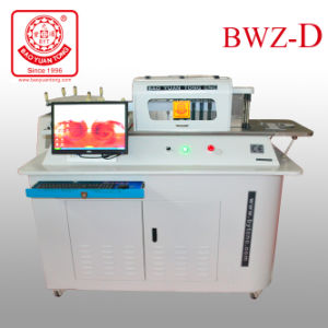 Byt-1 Aluminum Coils Channel Letter Bending Machine for Advertise Company pictures & photos