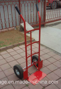 Heavy Suty Industrial Warehouse Trolley/ Cargo Hand Trolley/ Dolly Cart pictures & photos