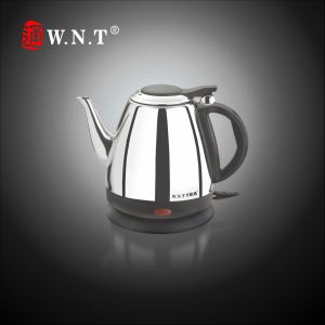 Cordless Stainless Steel Electric Water Kettle (ET601)