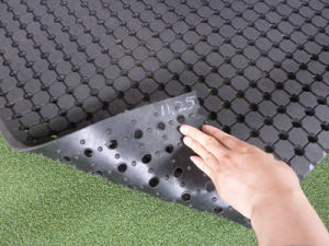 Acid Resistant Rubber Mat/Anti-Bacteria Rubber Mat/Drainage Rubber Mat pictures & photos