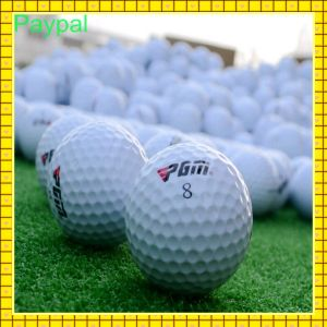 Wholesale High Quality Free Logo Golf Ball (GC-GB001) pictures & photos