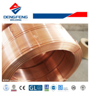 Copper Coated Em12 Em12k H08mna Saw Welding Wire