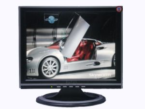14′′ Inch CCTV Monitor/Industrial Monitor with AV/BNC/HDMI/VGA pictures & photos
