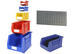 Stack Storage Bin, Plastic Storage Tray (PK001) pictures & photos