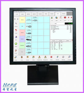 "17"" Touch Screen Monitor with VGA, USB (1703M) pictures & photos"