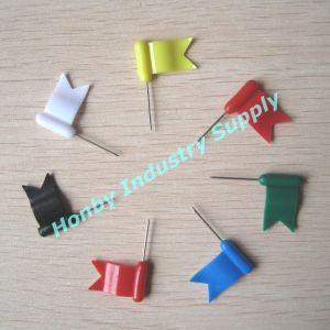 Wholesale 30mm Waving Flag Shape Map Pin (WM4710BC) pictures & photos