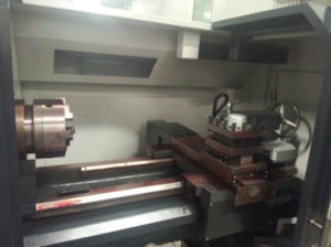 Heavy Duty Horizontal CNC Lathe Machine for Turning Metal pictures & photos