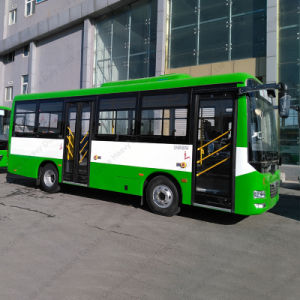 35-80 Seats Capacity Passenger BRT City Bus for Sale pictures & photos