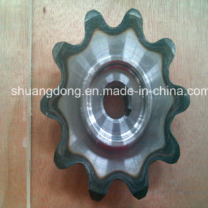 40b Roller Chain Sprockets with Teeth Hardness