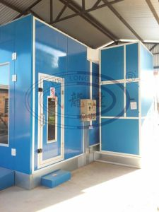 Water Based Paint Spray Booth with Best Price Wld8400 pictures & photos
