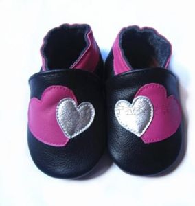 Soft Baby Shoes pictures & photos