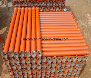 Red Painting Ledgers/ Horizontals for Cuplock Scaffold System pictures & photos