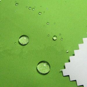 Waterproof Nylon Taslan Jacket Fabric with PU Milky Coating pictures & photos