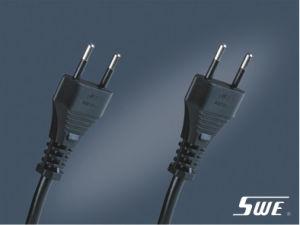 2-Pin Swiss Plug
