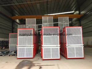 Factory Supplier Popular Construction Material Elevator pictures & photos