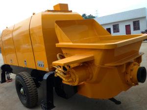 Diesel Concrete Pump with Weichai Diesel Engine pictures & photos