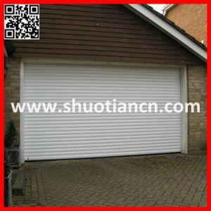Remote Control Aluminum Automatic Roller Garage Door pictures & photos