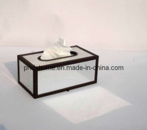 Leather Tissue Box (1005)