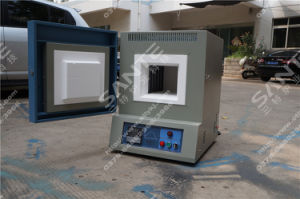 1300c Programmable Electric Muffle Furnace for Material Research pictures & photos