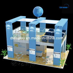 6m*9m Signate Double Deck Exhibition Booth (DT000026)