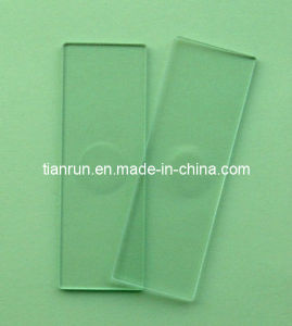 Microscope Slide, Fine Polished Edges, with Single Cavity (7103) pictures & photos