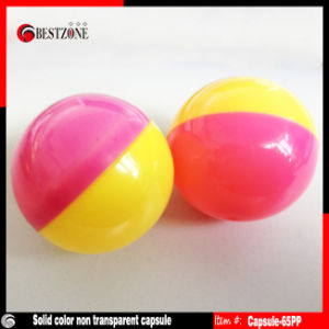 Plastic Empty Capsules Solid Colorful Decoration Gifts pictures & photos
