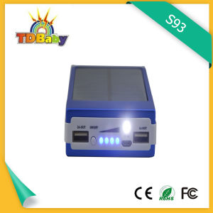 Dual USB Output 10000mAh Mobile Power Bank (S93)