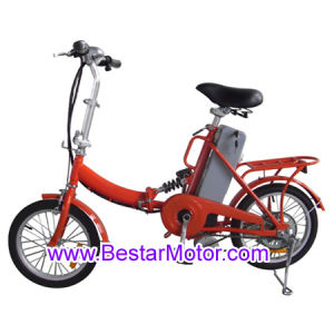 Folding Electric Bicycle (TDR012D)