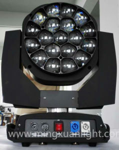 19 PCS X 12W Osram LED Moving Head Zoom Light pictures & photos