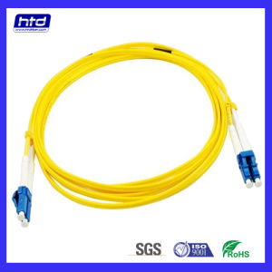 FTTH LC-LC Sm G652D Fiber Optical Duplex Patch Cord