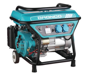 2000W 2500W 3000W Gasoline Generator with Handle pictures & photos