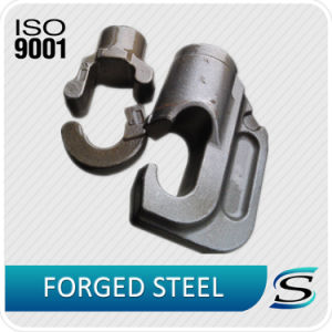 OEM Factory Customized Forged Steel Part Fittings pictures & photos
