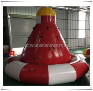 New Inflatable Aqua Climbing Wall Water Park Games Factory Price pictures & photos
