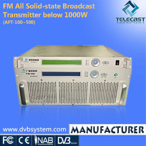 FM All Solid-State Broadcast Transmitter Below 1000W
