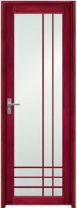 American Popular Red Aluminum Bathroom Door (EA-9698) pictures & photos