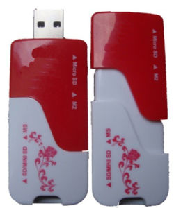 M2 Multi Card Reader Style No. Cr-025 pictures & photos