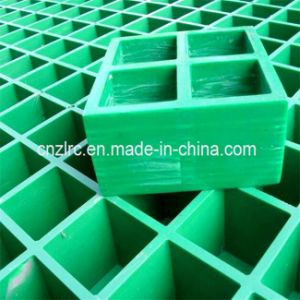 Alkali-Resistant FRP GRP Fiberglass Molded Grating Mesh pictures & photos