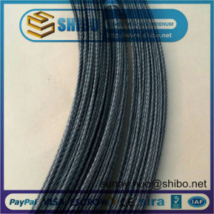 Super Quality Tungsten Filament Rope, Tungsten Stranded Wire, Twisted Wire pictures & photos