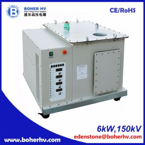 Electron beam welder high voltage power supply 6kW 150kV EB-380-6kW-150kV-F30A-B2kV pictures & photos
