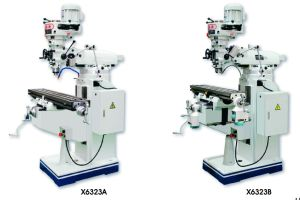 Vertical Universal Milling Machine X6325 pictures & photos