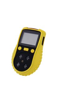 Portable Gas Detector with Built-in Pump and Alarm System 77 pictures & photos