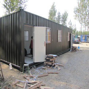 The Installation Process About Container House