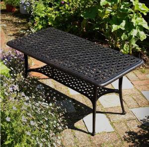Outdoor Furniture, Garden Furniture, Patio Table, Aluminum Coffee Table