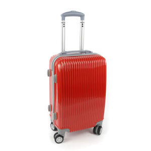ABS+PC Luggage Trolley Case Suitcase Trolley Bag