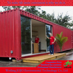 ISO Standard Sea/Shipping Container House for Sale in 2017