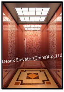 Effective and Smooth Traveling Passenger Elevator pictures & photos
